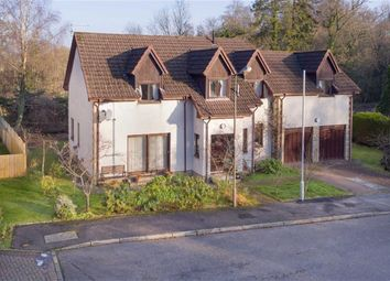 Thumbnail 4 bed detached house for sale in Cattermills, Croftamie Glasgow, Glasgow