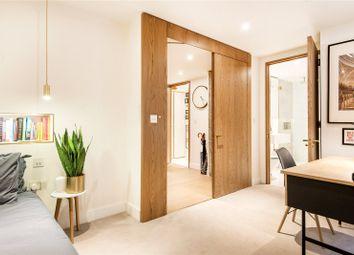 Thumbnail 1 bed flat for sale in Blake Tower, 2 Fann Street, Barbican, London