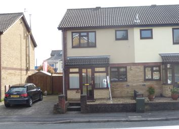 Thumbnail 3 bedroom semi-detached house for sale in Bailey Close, Fairwater, Cardiff