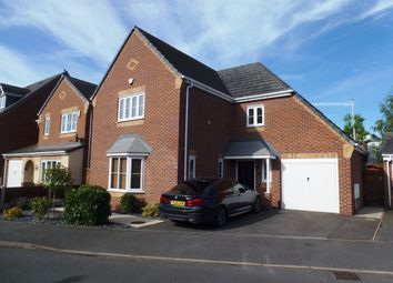 Thumbnail 4 bed detached house for sale in Falconside Drive, Spondon, Spondon, Derby