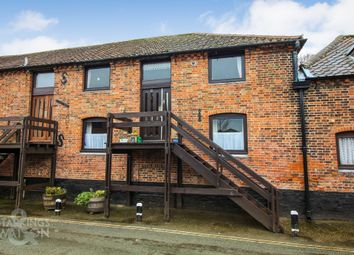 Thumbnail 3 bed town house for sale in The Maltings, Fen Lane, Beccles