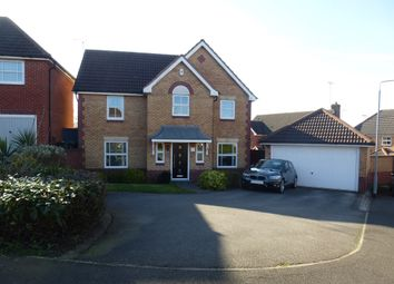Thumbnail 4 bed detached house for sale in Wildflower Grove, Sutton-In-Ashfield