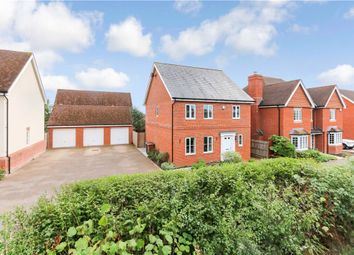 Thumbnail 5 bed detached house for sale in Chivers Road, Romsey, Hampshire
