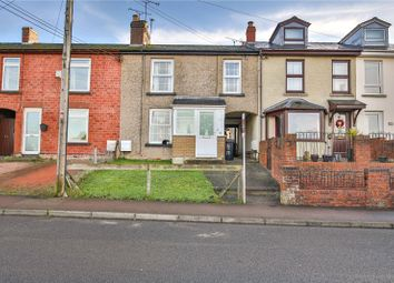 Thumbnail 3 bed terraced house for sale in Church Road, Cinderford, Gloucestershire