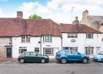2 bed terraced house for sale in Old London Road, Patcham, Brighton BN1
