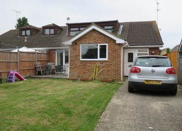 Thumbnail 4 bedroom semi-detached bungalow for sale in Derwent Drive, Swindon