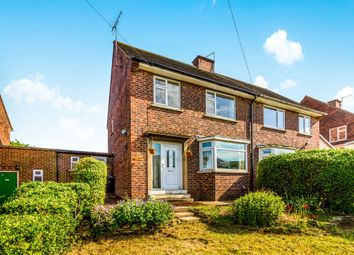 Thumbnail 3 bed semi-detached house for sale in Hill Top Lane, Kimberworth, Rotherham