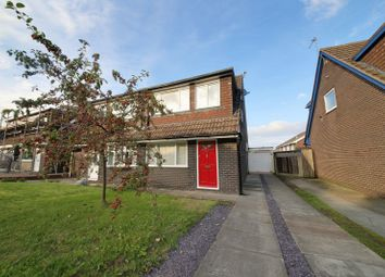 Thumbnail 3 bed semi-detached house to rent in Cheltenham Crescent, Runcorn