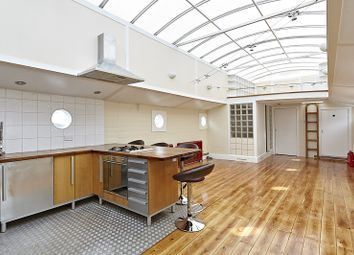 Thumbnail 2 bed houseboat for sale in Russell Place, London