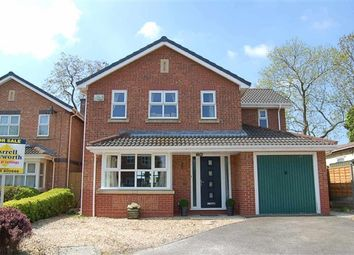 Thumbnail 4 bed property for sale in The Parklands, Preston