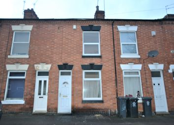 Thumbnail 2 bed terraced house for sale in New Park Road, Aylestone, Leicester