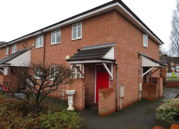 Thumbnail 2 bed maisonette to rent in Michelle Close, Birmingham