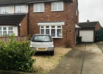 Thumbnail 3 bed semi-detached house for sale in Oakwood Drive, Luton, Bedfordshire