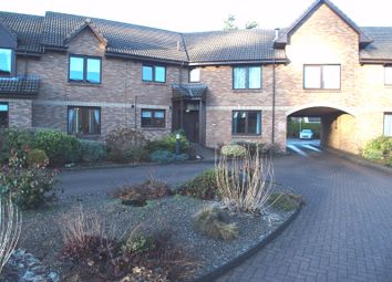 Thumbnail 2 bed flat for sale in Manor Court, Coupar Angus Road, Blairgowrie
