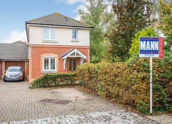 Thumbnail 3 bed detached house for sale in Locks Heath, Southampton, Hampshire