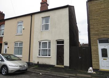 Thumbnail 3 bedroom terraced house for sale in Lord Street, Walsall