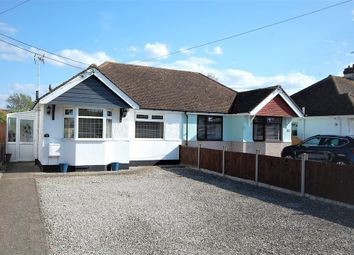 Thumbnail 2 bed semi-detached bungalow for sale in St. Johns Road, Whitstable