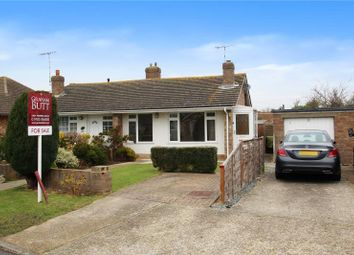 Thumbnail 2 bed semi-detached bungalow for sale in Ferring, Worthing, West Sussex