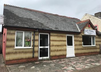 Thumbnail Restaurant/cafe to let in Takeaway/Resturaunt/Cafe Opportunity, The Green, The Square, St. Athan