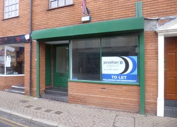 Thumbnail Retail premises to let in 20 Brookend Street, Ross On Wye