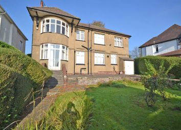 Thumbnail 5 bed detached house for sale in Spacious Detached Residence, Ridgeway, Newport