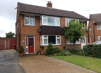 Thumbnail 3 bed semi-detached house for sale in Jupiter Road, Ipswich
