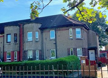 Thumbnail 3 bed flat for sale in Montgomery Road, Paisley