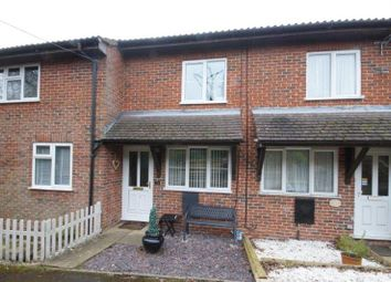 Thumbnail 2 bed terraced house for sale in Hillside Close, Headley Down