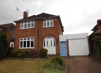 Thumbnail 3 bed detached house for sale in Normanton Lane, Keyworth, Nottingham, Nottinghamshire