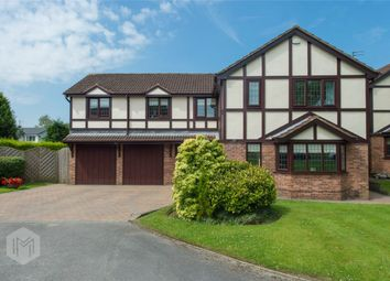 Thumbnail 4 bedroom detached house for sale in Firs Road, Over Hulton, Bolton, Lancashire