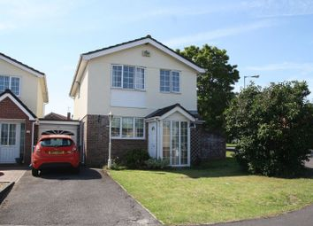 Thumbnail 4 bed link-detached house for sale in Meadowside Drive, Whitchurch, Bristol