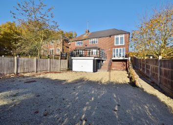 Thumbnail 4 bed semi-detached house for sale in Main Road, Ravenshead, Nottingham