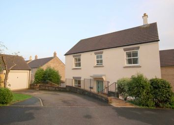 Thumbnail 4 bed detached house for sale in Meadow Drive, Pillmere, Saltash