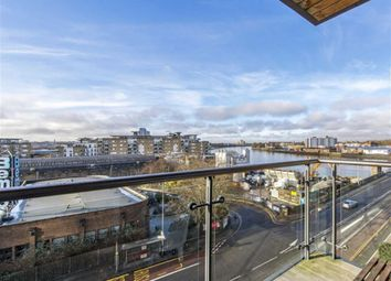 Thumbnail 2 bed flat to rent in Spinnaker House, Battersea Reach, London