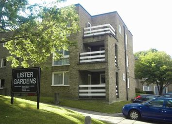 Thumbnail 2 bed flat for sale in Lister Gardens, Bradford