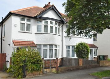 Thumbnail 3 bed semi-detached house to rent in Kingsdown Road, Cheam, Sutton