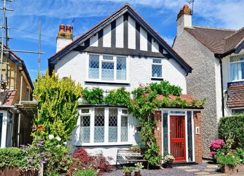 Thumbnail 3 bed detached house for sale in Westcliff Drive, Herne Bay, Kent