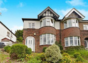 Thumbnail 3 bedroom semi-detached house for sale in Hillbury Road, Warlingham, Surrey