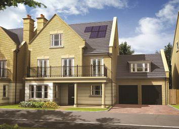 "Thumbnail 5 bed property for sale in ""The Morgan"" at The Avenue, Sunbury-On-Thames"
