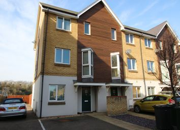 4 bed town house for sale in Robinson Way, Gravesend, Kent DA11