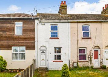 Thumbnail 2 bedroom terraced house for sale in Grovehurst Road, Kemsley, Sittingbourne