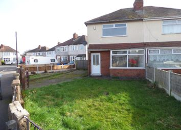 Thumbnail 3 bed semi-detached house for sale in Rosslyn Gardens, Alvaston, Derby
