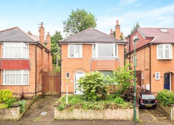 Thumbnail 3 bedroom detached house for sale in Newfield Road, Sherwood, Nottingham, Nottinghamshire
