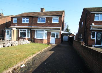 Thumbnail 3 bedroom property to rent in Wordsworth Road, Luton
