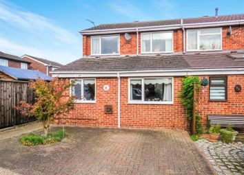 Thumbnail 3 bed property for sale in Headlands, Fenstanton, Huntingdon