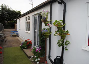 Thumbnail 1 bed bungalow to rent in Victoria Road, Gidea Park, Romford