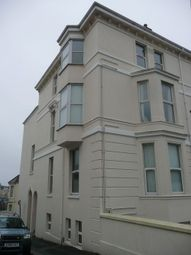 Thumbnail 3 bed flat to rent in Ford Park Road, Mutley, Plymouth