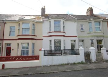 Thumbnail 3 bedroom terraced house for sale in St. James Road, Torpoint