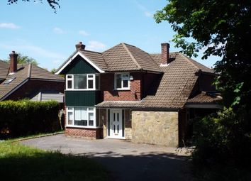 Thumbnail 4 bed detached house for sale in Werneth Road, Woodley, Stockport, Cheshire