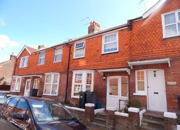 Thumbnail 2 bed terraced house to rent in St. Georges Road, Eastbourne